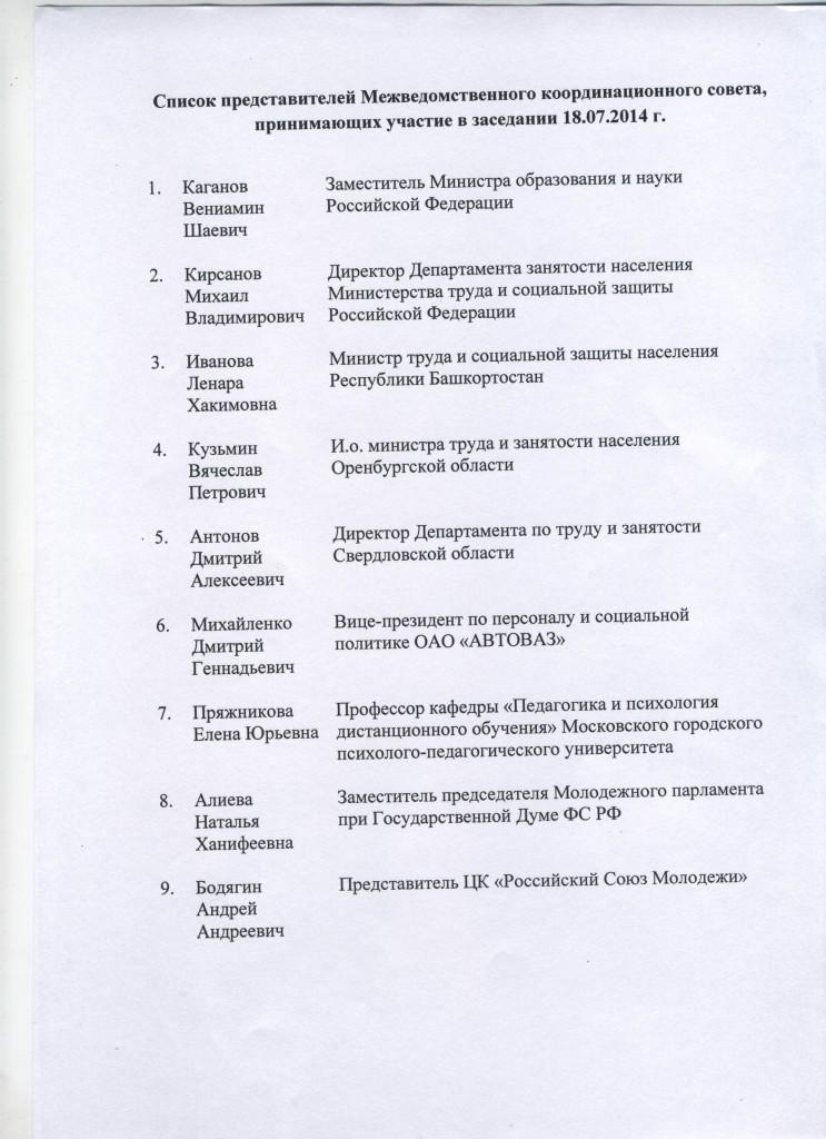 2014-2015-Межведомственная комиссия 3 001